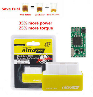 Fits TOYOTA Performance Race Chip Tuner Power Speed Box MEGA BOOST MOD