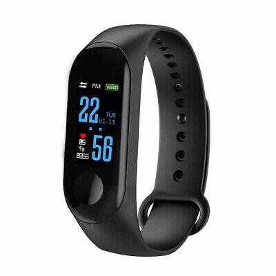 Sport Health Fitness Smart Watch Activity Tracker Wrist Band Bracelet Waterproof