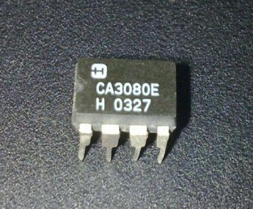 10 Teile CA3080E CA3080 3080 DIP-8 Ic Dorl /_ A