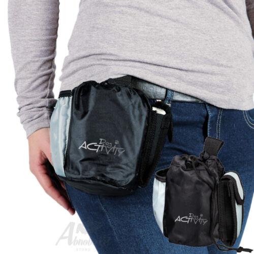 Bolsa para golosinas y teléfono de bolsillo incl Zip /& Velcro Mostrar perro ideal paseos /& cinturón de bucle
