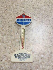 Amoco Pole Thermometer