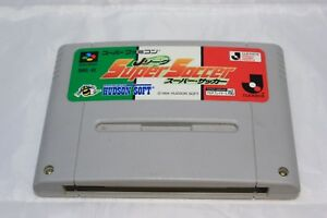 Super-Soccer-SFC-Super-Famicom-Japan-Game-North-American-Seller