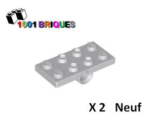 noir NEUF NEW 10 x LEGO 3020 Plaque black Plate 2x4