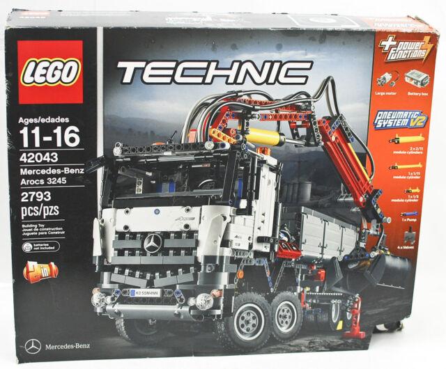 Lego Technic Mercedes Benz Arocs 42043 Ebay