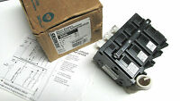 .. Siemens 40a Circuit Breaker W/ Shunt Trip Cat B34000s01 ... Wf-05a