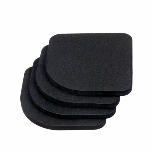 bathroom kitchen furniture Anti-vibration Carpet Pads Noise reducer Set 4 pcs
