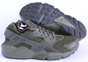 Nike Sz 318429 308 Noir Cargo 887224692835 Air Huarache 10 Kaki pqUwp41Fx