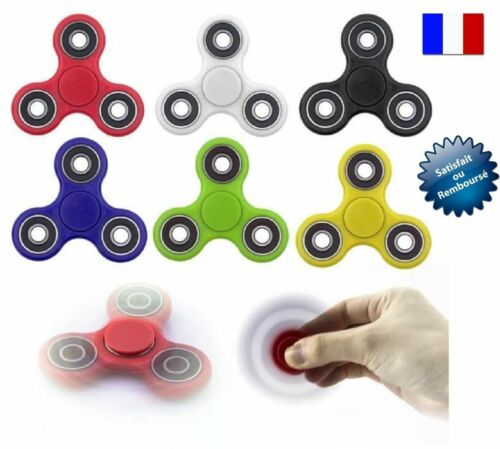 Hand SPINNER Fidget TOY Roulement Jouet ANTI-STRESS Adultes /& Enfants EDC ADHD A