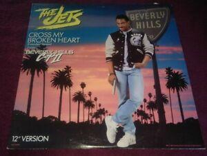 The Jets Cross My Broken Heart 12 Single Record Beverly Hills Cop Ii 1987 Mca 76742376710 Ebay