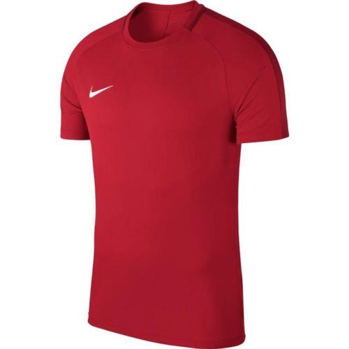 Nike Academy 18 Training Top training shirt football shirt Homme Rouge 893693 NEUF