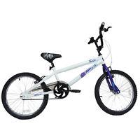 Urban Gorilla Edge Bmx Bike With Chainguard & 20 Wheels Bicycle