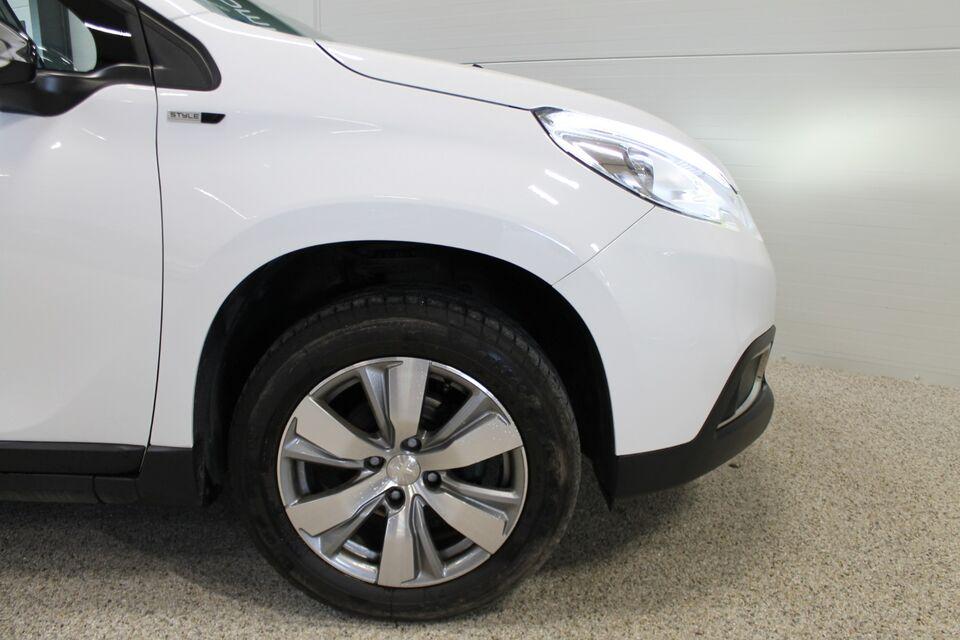 Peugeot 2008 1,2 VTi 82 Style Benzin modelår 2016 km 42000