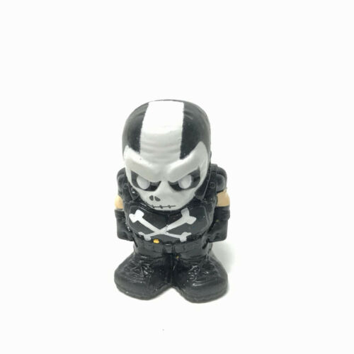 """1.5/"""" OOSHIES Pencil Topper Marvel Horrible SKULL Figure Toy Gift Doll Boy Toy"""