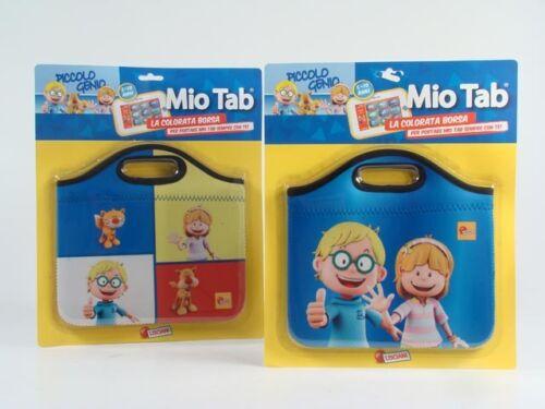 Lisciani giochi borsa MIO TAB CUSTODIA piccolo genio modelli assortiti 42715