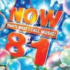 Now, Vol. 81: That's What I Call Music by Various Artists (CD, Apr-2012, 2 Discs, EMI)