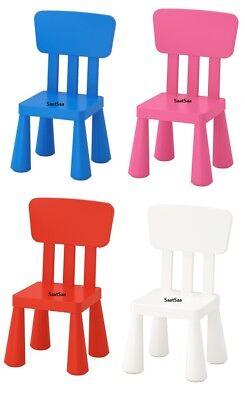 Pleasing Ikea Mammut Kids Childrens Plastic Chair Toddlers Furniture Indoor Outdoor Use Ebay Creativecarmelina Interior Chair Design Creativecarmelinacom