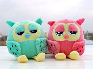 Cute Owl Plush Toy Animal Soft Stuffed Plush Baby Birthday Gift