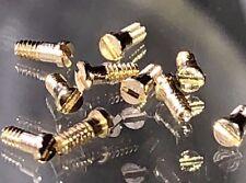 66946f87ba item 1 Vintage B L Ray Ban Bausch   Lomb 10 Temple screws Gold Aviator  Outdoorsman NOS -Vintage B L Ray Ban Bausch   Lomb 10 Temple screws Gold  Aviator ...