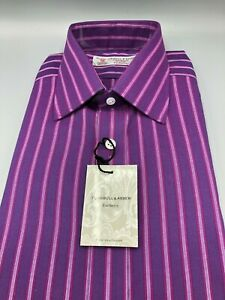 TURNBULL-amp-ASSER-Shirt-UK-15-5-EU-39-RRP-215-NEW-WITH-TAGS