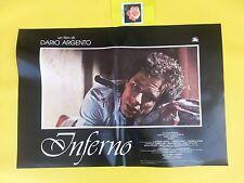 F459 INFERNO - DARIO ARGENTO , FOTOBUSTA 1° EDIZ. 1980. RARA!