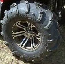 Set (4) 28-10-12 Maxxis Zilla ATV UTV Mud Tires & ITP SS HD Rims 28x10-12