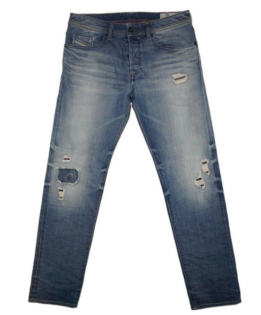 DIESEL BUSTER 0859S JEANS W30 L32 100% AUTHENTIC