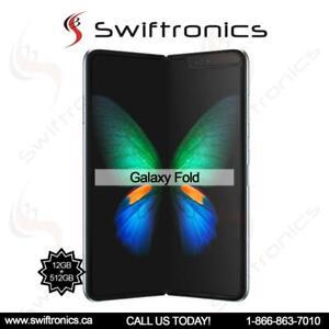 SAMSUNG GALAXY FOLD 512GB 12GB RAM (F900F) FACTORY UNLOCKED INTERNATIONAL MODEL Mississauga / Peel Region Toronto (GTA) Preview
