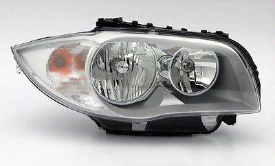 BMW 1 Series E87 2004 - 2007 Headlight Right 63126924486