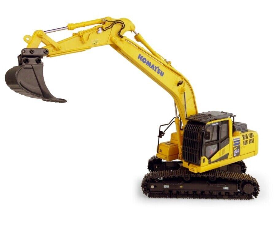 Komatsu PC 210LC-11 Diecast Excavateur (nouvelle version) 1 50, Universal Hobbies
