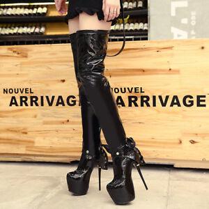 bottes-noir-doux-genou-cuisse-15-cm-talons-aiguilles-hauts-9619