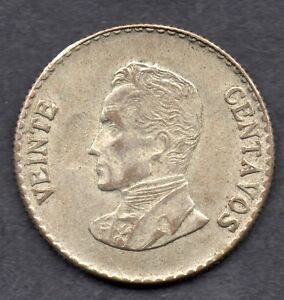 COLOMBIA COIN 20 CENTAVOS 1953 MEDAL ROTAT SCARCE VF - Glasgow, United Kingdom - COLOMBIA COIN 20 CENTAVOS 1953 MEDAL ROTAT SCARCE VF - Glasgow, United Kingdom