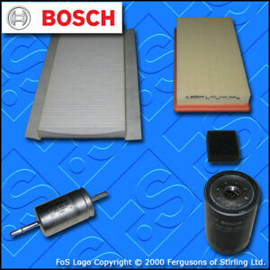 SERVICE-KIT-for-FORD-FOCUS-MK1-1-6-PETROL-OIL-AIR-FUEL-CABIN-FILTER-98-04