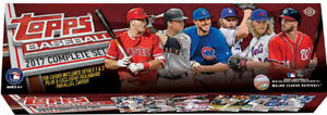 2017-Topps-Baseball-Team-Sets-Series-1-amp-2-You-Pick-The-Team-Free-Shipping