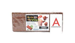 MasterClay Wax Hard Prochima Plastilina 400 gr modelli scenografia Master Clay