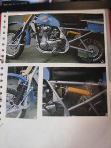 Clipping EML / Wasp Yamaha MX Side Car (jaren 70 / 80 GER)