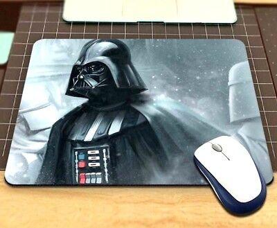 Darth Vader Stormtrooper Star Wars Snow Battle anti-slip PC Mouse Mat Pad