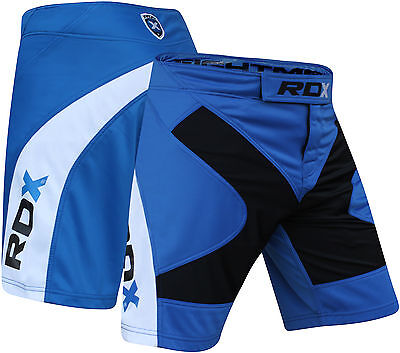 RDX MMA Grappling Kick Boxing Shorts Men Muay Thai Crossfit Wear UFC Fighting AU