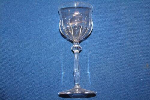 WMF Glas Weinglas Weinkelch geschliffen cristal cabinet 19,5 x 8 cm