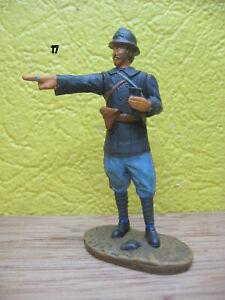 Figurine 1ère guerre Soldat de 1914-1918 Le sapeur de 1916 1//32 Atlas