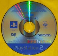 TEKKEN 4 Ps2 Versione Promo Europea gioco completo »»»»» SOLO DISCO