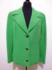 CULT VINTAGE '70 Giacca Donna Lana Wool Woman Jacket Sz.L - 46