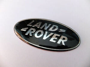 LAND-Rover-AVANT-CALANDRE-HAYON-ARRIERE-BADGE-COFFRE-Range-Rover-Sport-VOGUE