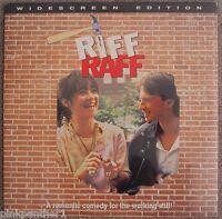 Riff Raff Music Score By Stewart Copeland Of The Police Laserdisc Edition