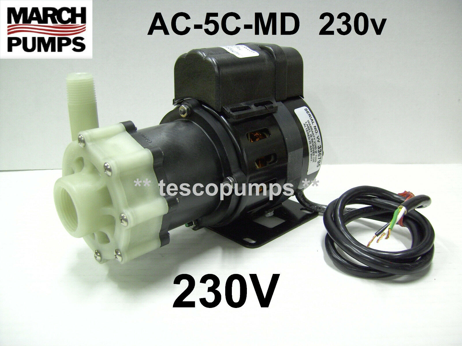 March Pump Ac 5c Md 230v 1020 Gph Replacement For Cruisair Marine Wiring Diagram Norton Secured Powered By Verisign