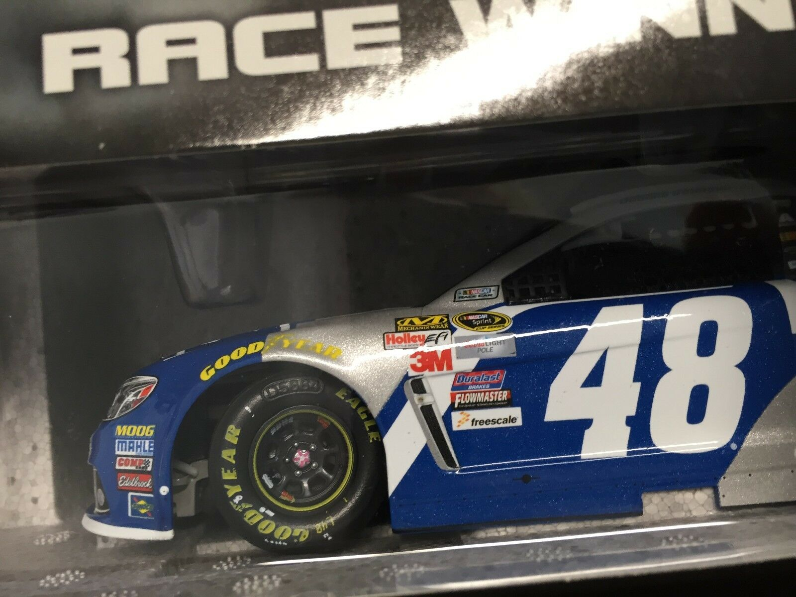 Action 1 24 Jimmie Johnson Lowe's Bud Duel Win 2015 Chevy SS 1 of 745