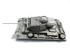 Mato 1/16 RC Tank German Panzer III Full Metal Upper Hull With Turret MT139