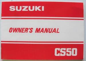Suzuki-CS50-1982-99011-02121-01A-Scooter-Owner-Handbook