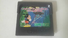 CASTLE OF ILLUSION Starring MICKEY MOUSE - SEGA GAME GEAR - JEU GAME GEAR