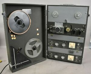Vtg-990-Roberts-Reel-to-Reel-Tape-Deck-Recorder
