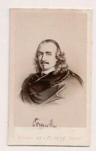 Vintage-CDV-Pierre-Corneille-French-dramatists-E-Neurdein-Photo